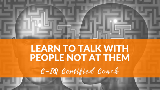 Learn to Talk With People, Not At Them – Conversational Intelligence